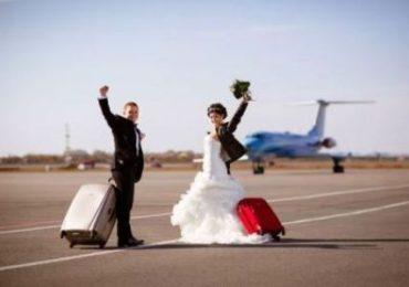 распланировать медовый месяц фото