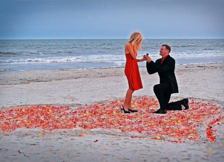 приглашение замуж в отпуске, фото