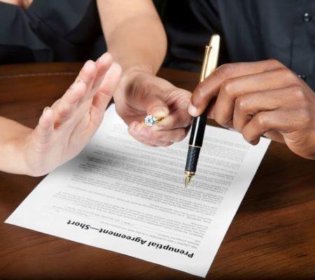 доводы против брачного контракта, фото