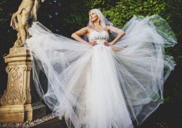 Gabbiano свадебные платья, фото