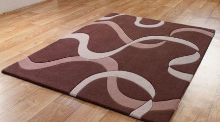 Распространенный тип синтетических ковров