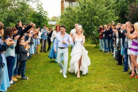 Проведение второго дня свадьбы