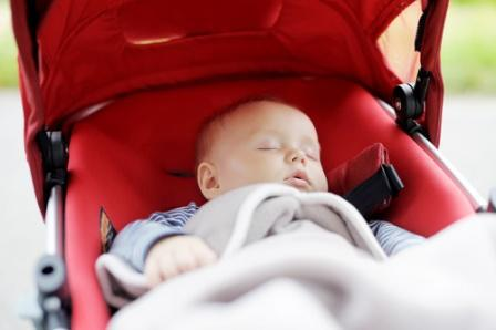 Как правильно усыпить ребенка