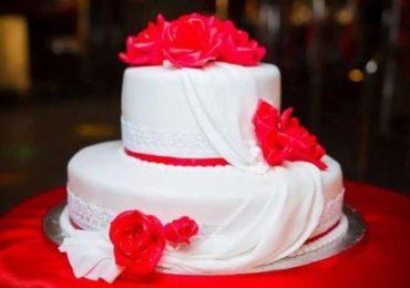 Свадебный торт, фото