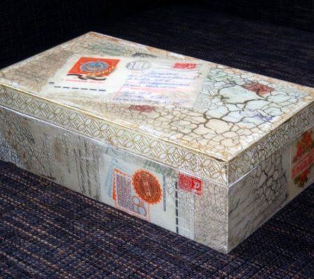 коробка с письмами, фото