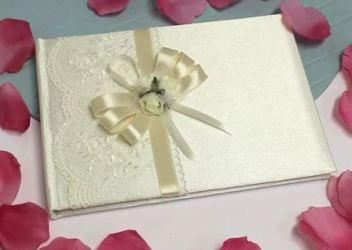 Свадебная книга пожеланий, фото