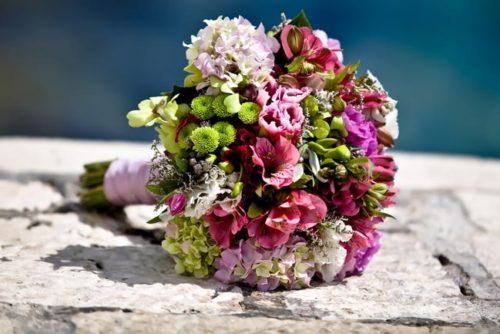 Весенние идеи для свадебного торжества, фото