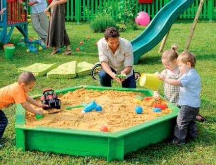 активный отдых детей и родителей