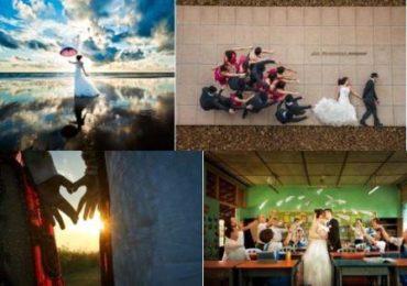 Идеи для свадебных фотографий, фото