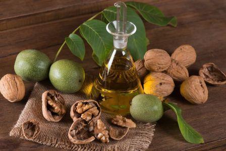 Экстракт грецкого ореха в натуральной косметике