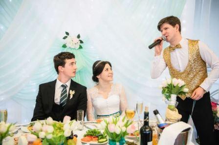 Как найти хорошего свадебного ведущего