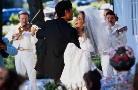 музыкальное сопровождение на свадьбе, фото