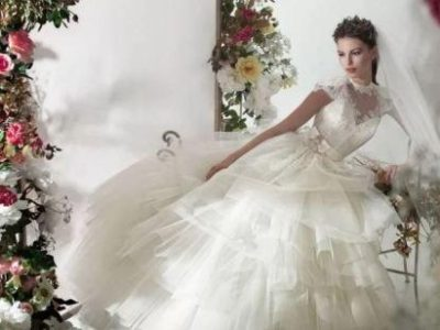 Подбираем свадебный наряд невесты, фото