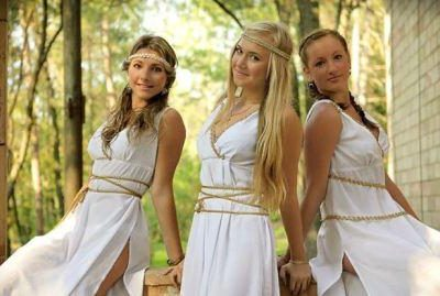 Свадьба в греческом стиле, фото