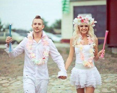 Свадебные наряды, фото