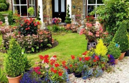 Садовые участки