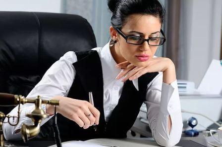 Женщина-карьеристка