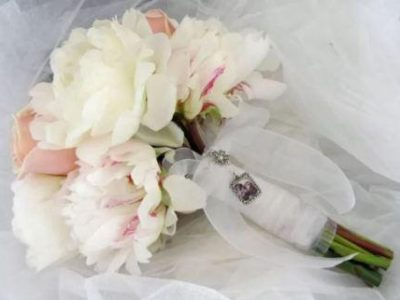 Как сделать букет невесты своими руками, фото