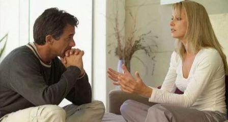 Беседы с мужчиной