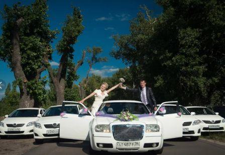 Свадебный кортеж: как составить