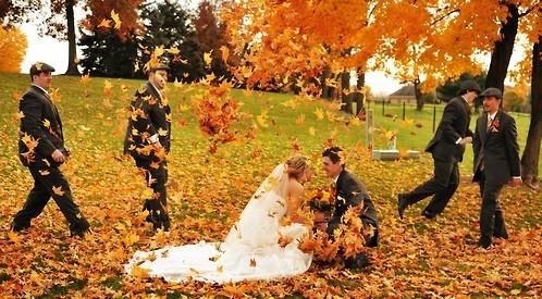 Осень, фото