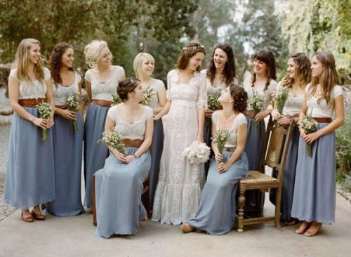 Образ невесты, фото