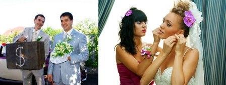 Организация свадьбы: помощь свидетелей