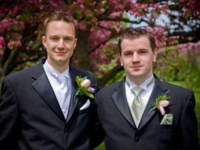 Свидетель на свадьбе, фото