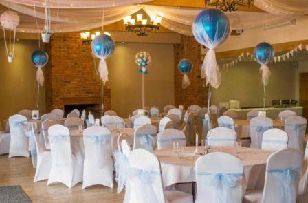 Свадебный зал, идеи оформления