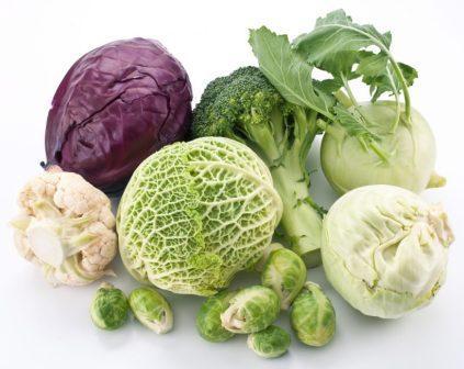 Разные виды капусты: польза