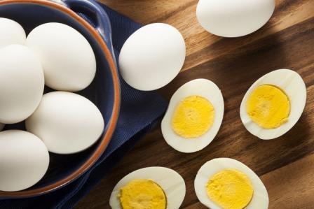 Полезные продукты: яйца