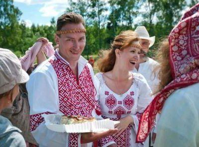 Русские свадебные традиции, фото