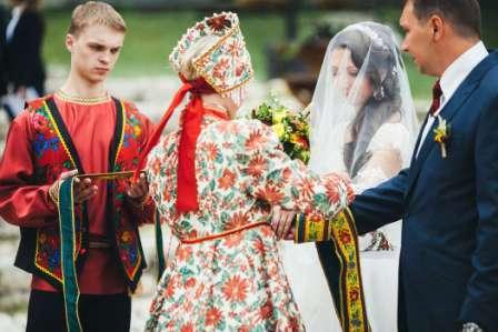 Русские свадебные обряды и традиции