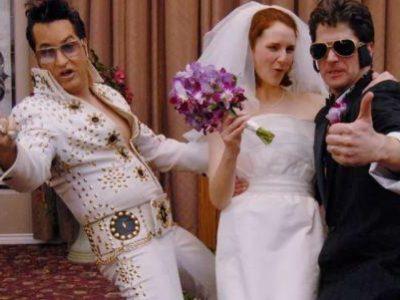 Свадьба в стиле Лас-Вегас, фото