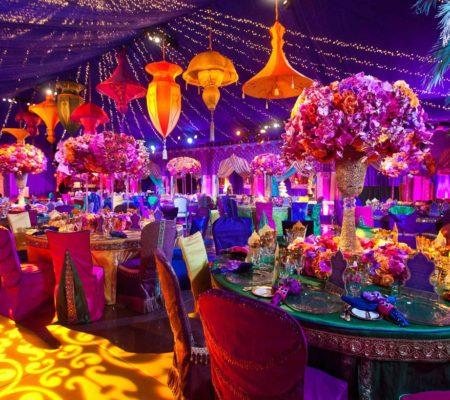 Сценарий проведения свадьбы в восточном стиле