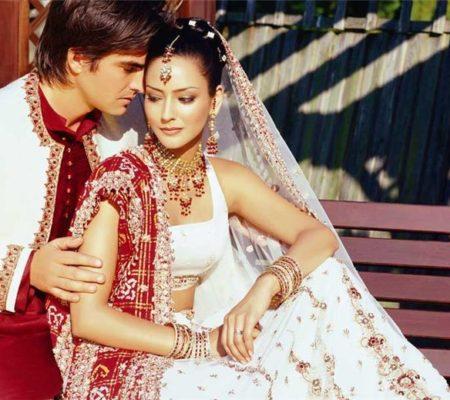 Наряды жениха и невесты, фото