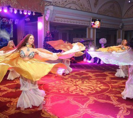 Организация свадьбы в восточном стиле