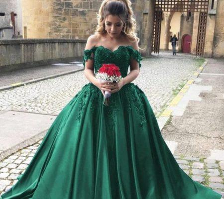 Свадебный наряд, фото