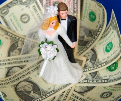 Свадебные подарки: что выбрать