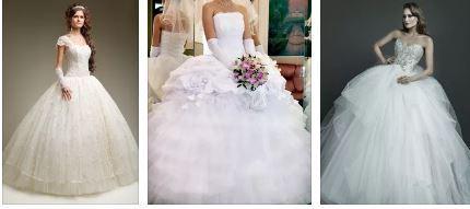 Как выбрать свадебное платье по типу