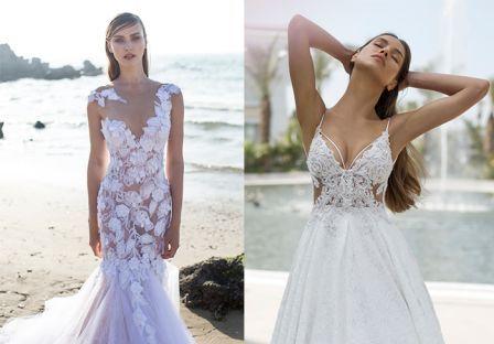 Как выбрать свадебное платье по росту