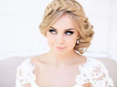 Свадебные прически для длинных волос, фото