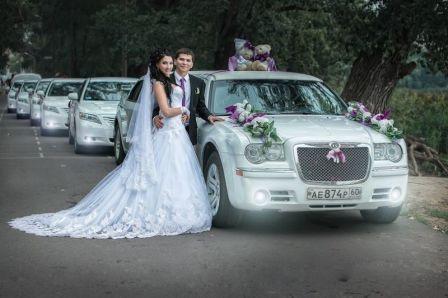 Организация свадьбы: свадебный кортеж