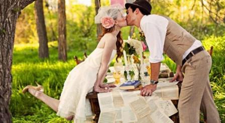 где провести годовщину свадьбы
