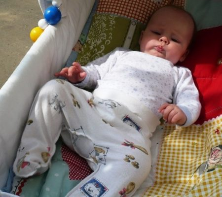 Летний гардероб новорожденного
