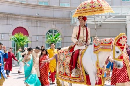 Организация свадьбы в Индии