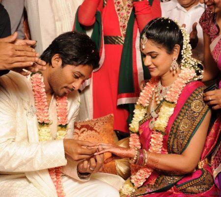 Свадебный обряд в Индии