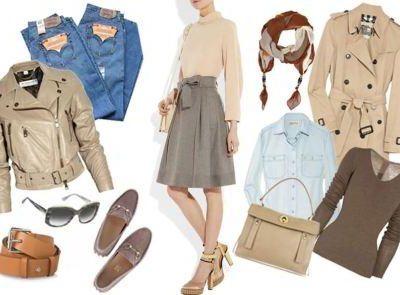 Женский летний гардероб