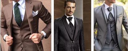 Мужской свадебный костюм: как выбрать
