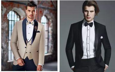 Как выбрать свадебный костюм жениха